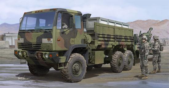 Trumpeter 1//35 M1083 FMTV Standard Cargo Truck # 01007