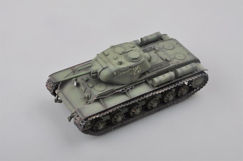 Trumpeter 01566-1:35 Soviet KV-1S Heavy Tank Neu