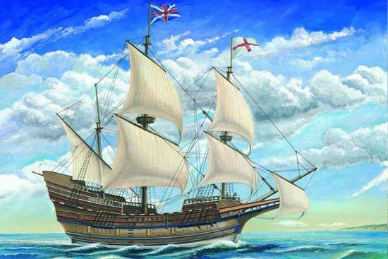 Mayflower 01201 1 72 Series Trumpeter China