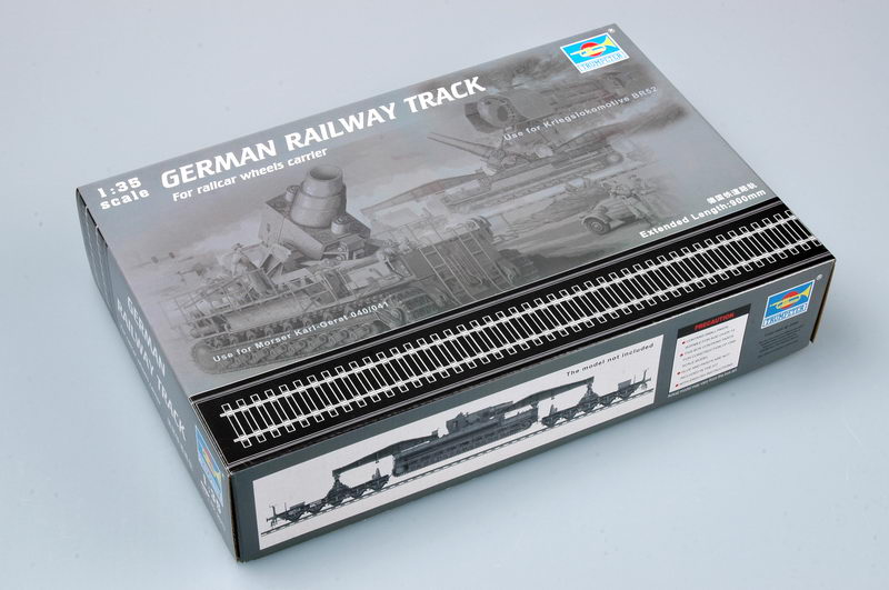 German Railway Track Set     00213