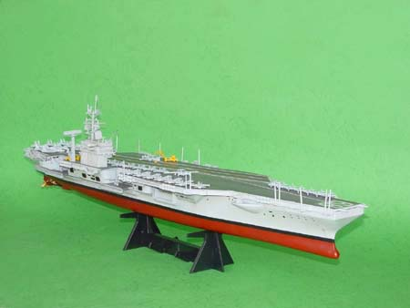 Trumpeter 05201-1:500 Flugzeugträger USS Nimitz CVN 68 Neu