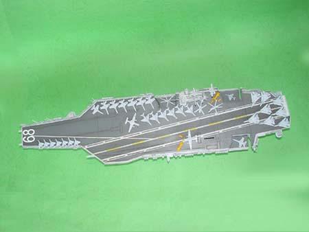 Neu Trumpeter 05201-1:500 Flugzeugträger USS Nimitz CVN 68