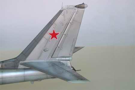 Tupolev Tu 95ms Bear H 01601 1 72 Series Trumpeter China