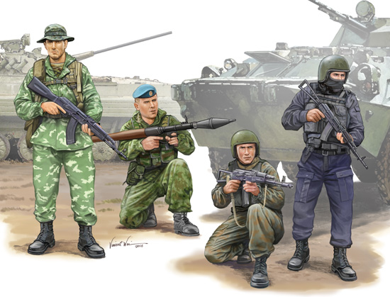Russian Special Operation Force 00437
