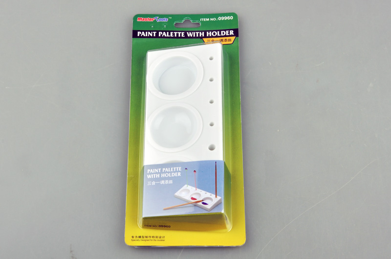 Paint Palette with Holder 09960