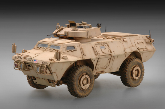 M1117 Guardian Armored Security Vehicle (ASV) 07131