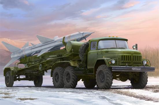 Russian Zil131V towed PR11 SA2 Guideline 01033135 Series