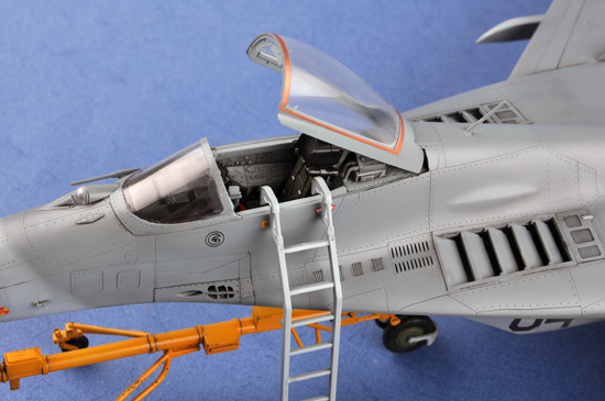 Trumpeter 3223 Russian MIG-29A Fulcrum in 1:32