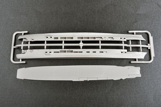 Neu Trumpeter 06709-1:700 German Navy Aircraft Carrier DKM Graf Zeppelin