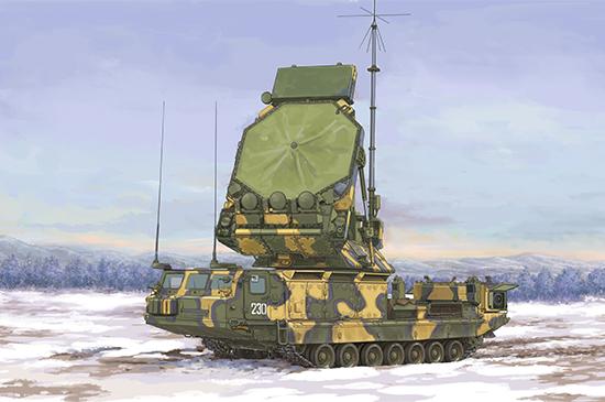 1//144 Chinese DF-21 Medium-range ballistic missile Resin Kit