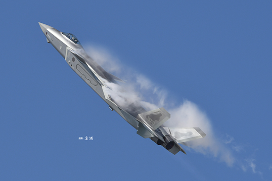 Chinese J-20 Mighty Dragon 05811
