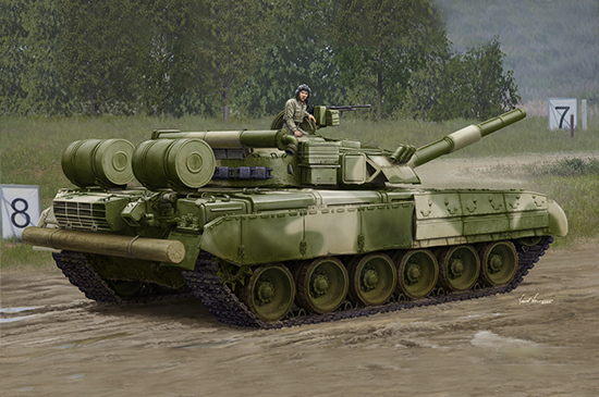 Russian T-80UD MBT - Early 09581